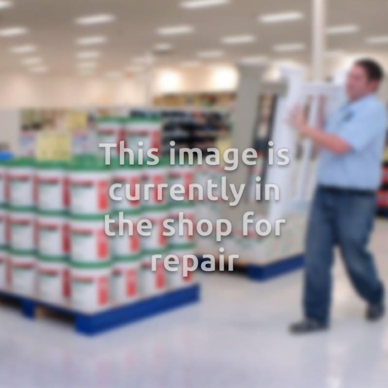 Custom Nylon License Fasteners White