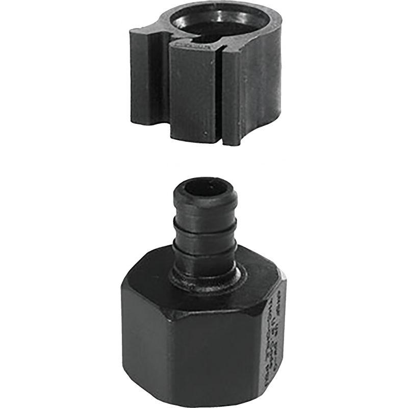 Flair-it Plastic Compression PEXLock Female Adapter 1/2 In.