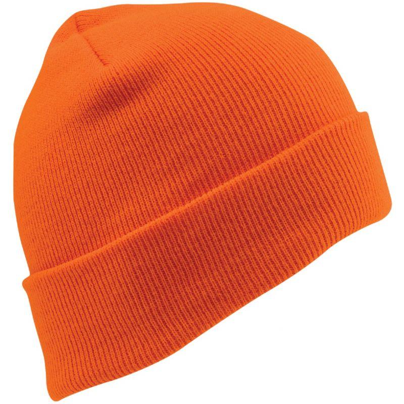 Outdoor Cap Blaze Orange Cuffed Sock Cap Blaze Orange, Cuffed