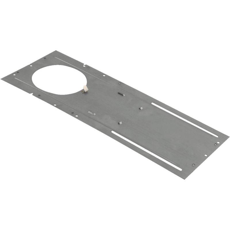 Liteline Trenz ThinLED Recessed Fixture Mounting Plate 4 In., Metallic