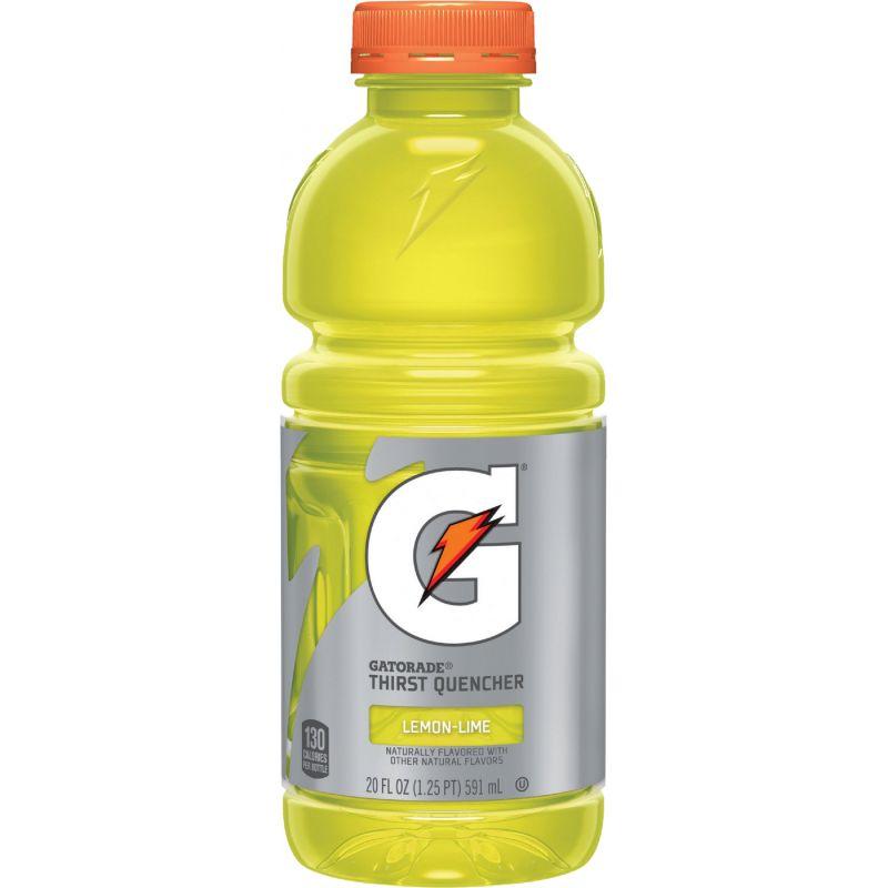 Gatorade 20 Oz. Wide Mouth Thirst Quencher Drink 20 Oz.
