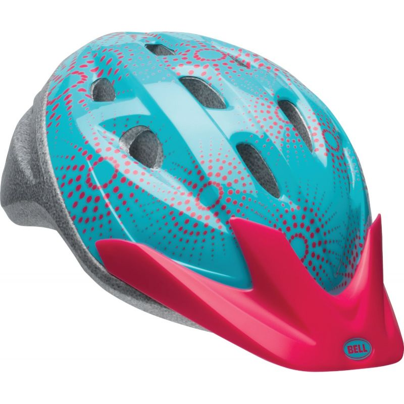 Bell Sports 5+ Girl's Child Bicycle Helmet