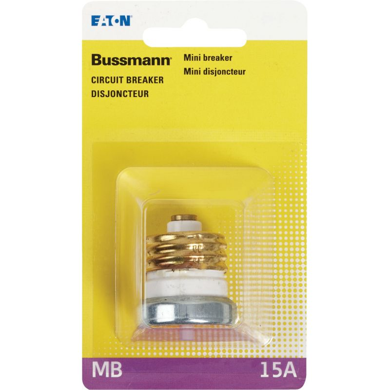 Bussmann Mini-Breaker 15A
