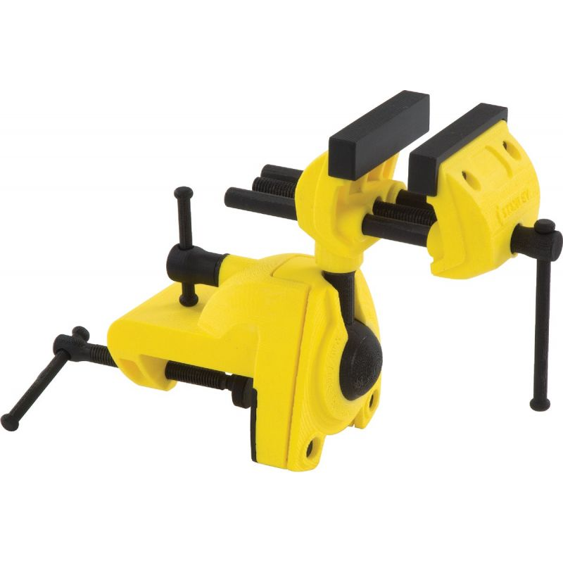 Stanley MaxSteel Clamp-On Vise