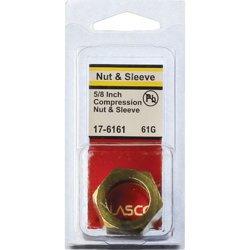 Lasco Compression Nut and Sleeve