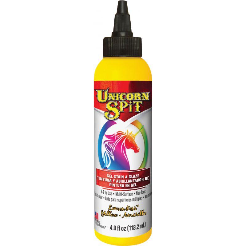 Eclectic Products Unicorn Spit 4 Oz. Craft Paint 4 Oz., Lemon Kiss
