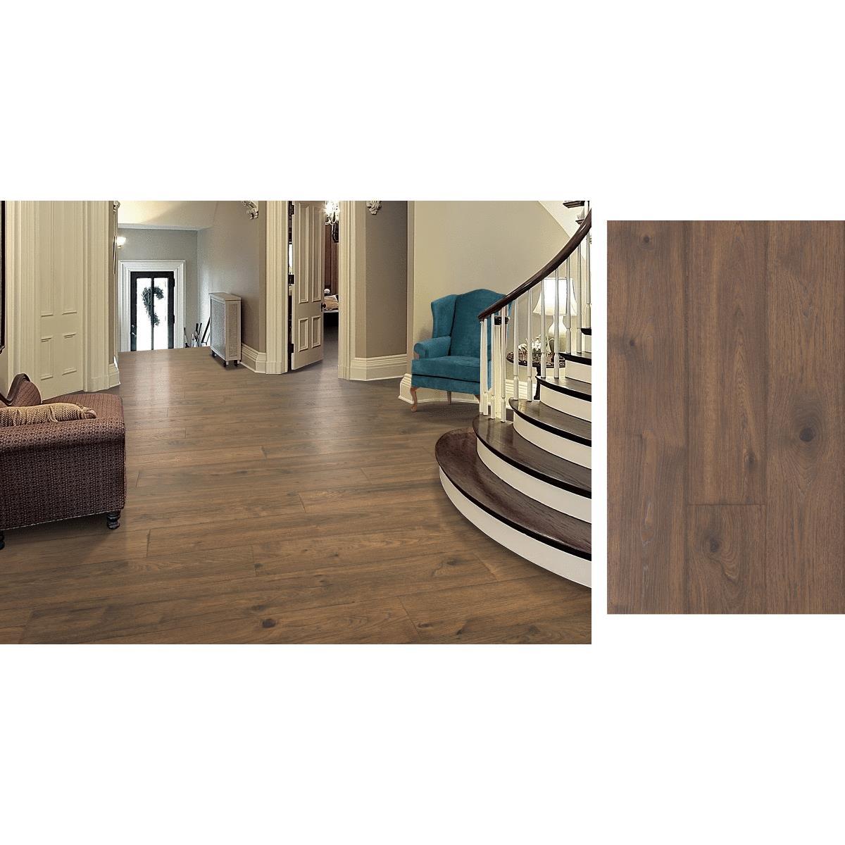 Mohawk Revwood Plus Elderwood Waterproof Wood Flooring Bungalow Oak