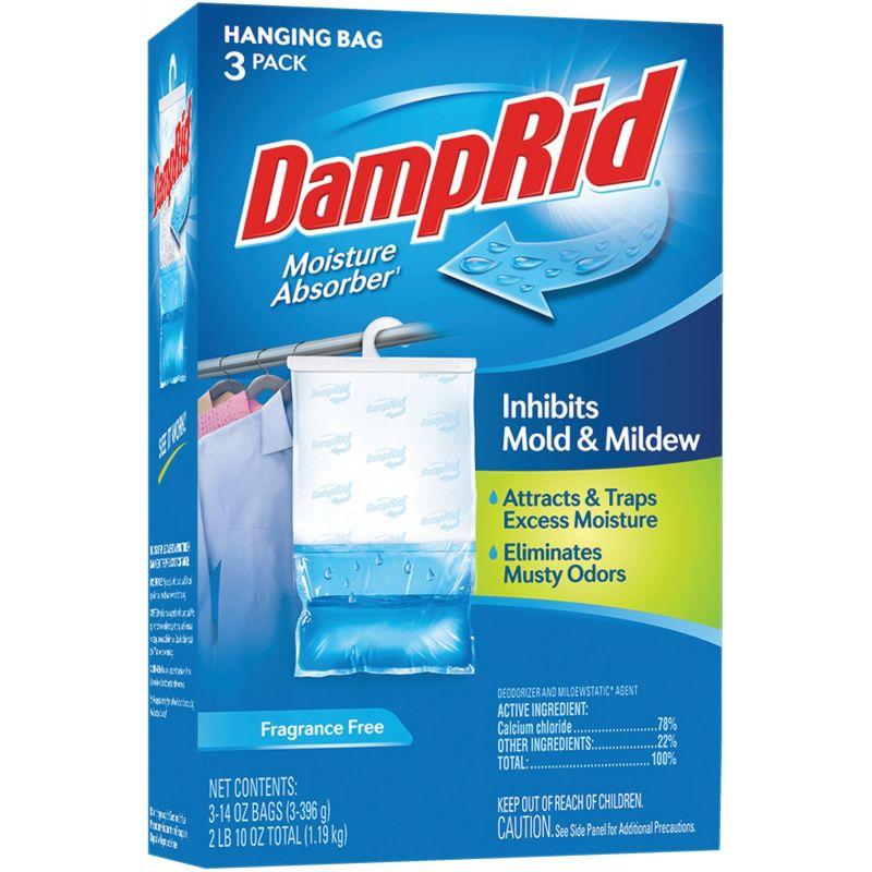 DampRid Hanging Moisture Absorber 42 Oz., Rooms/Closets