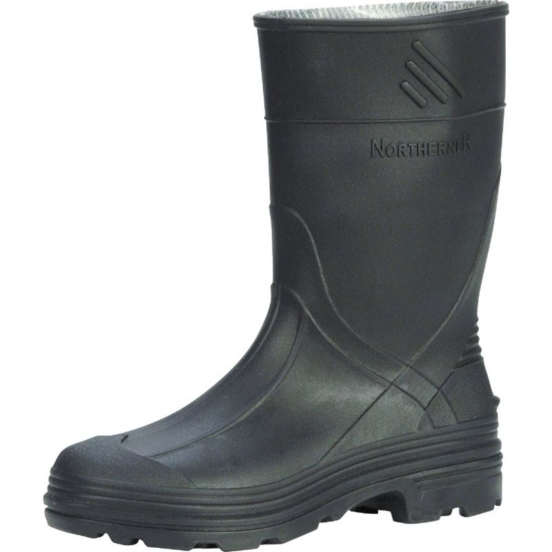 Honeywell Servus Youth Rubber Boot Size 3, Black
