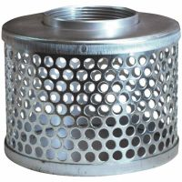 Steel Suction Hose Strainer