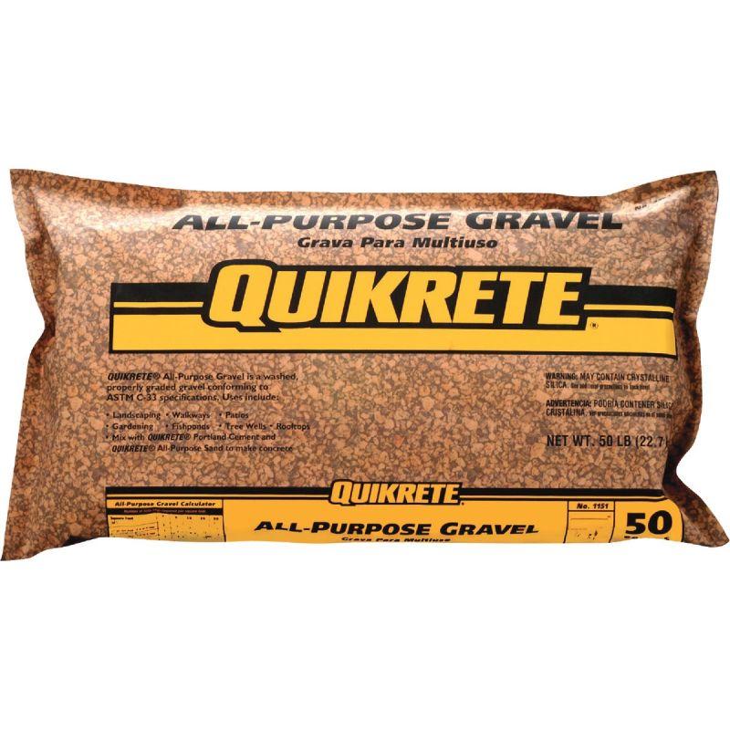 Quikrete All-Purpose Gravel Gray