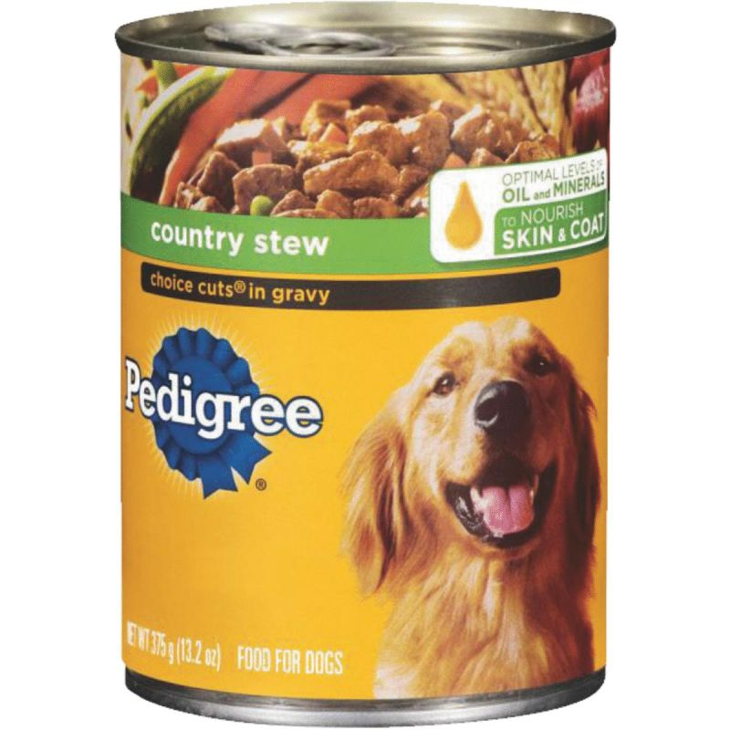 Pedigree Choice Cuts In Gravy Dog Food 13.2 Oz.