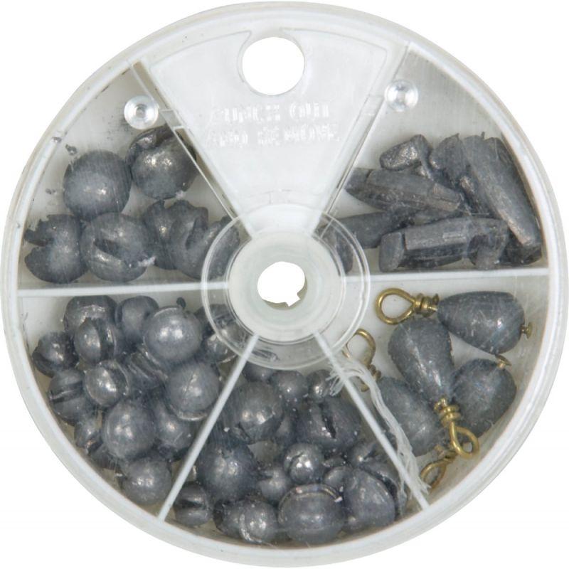 SouthBend 72-Piece Sinker Kit