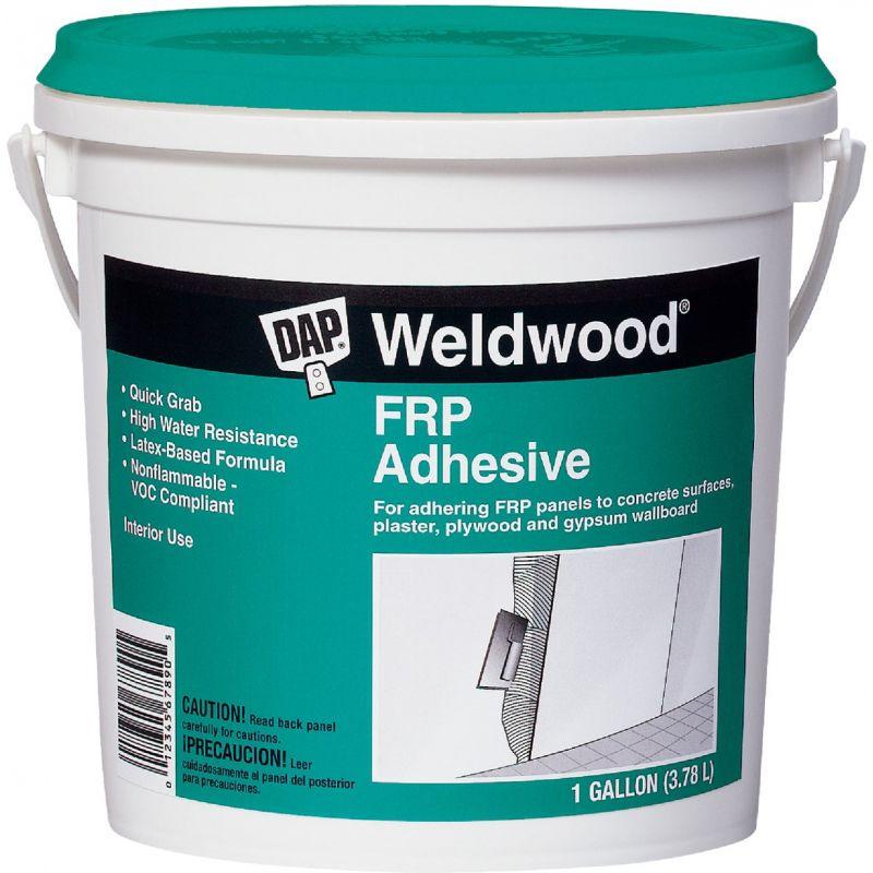 DAP Weldwood FRP Panel Adhesive 1 Gal., Light Gray