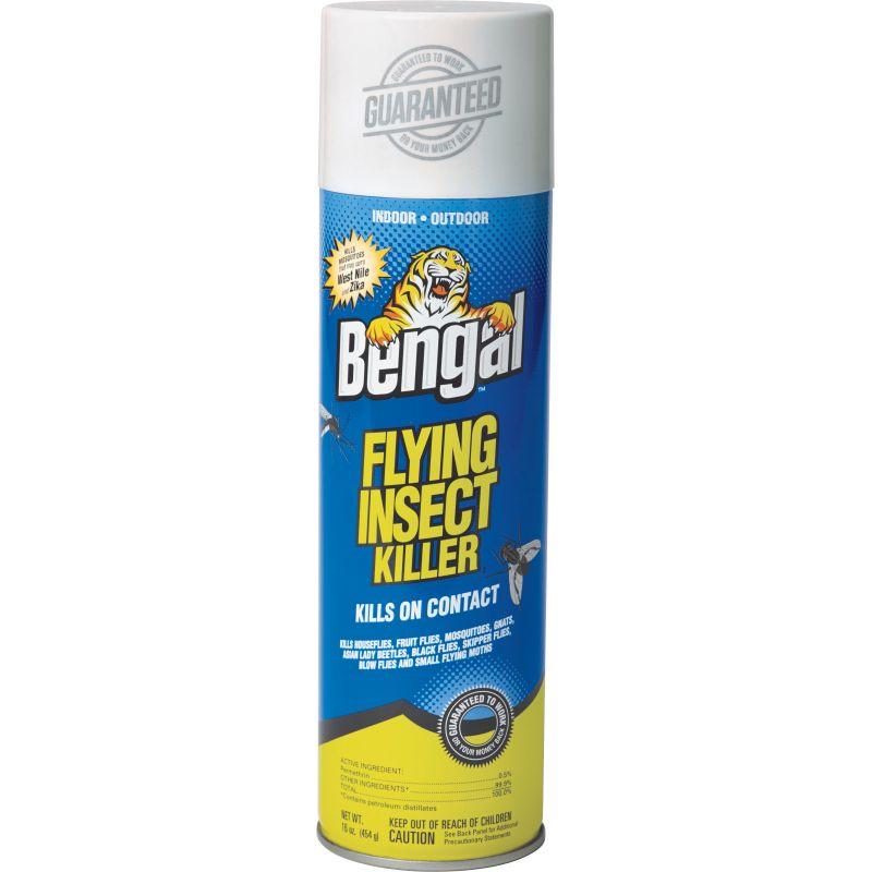 Bengal Flying Insect Killer 16 Oz., Aerosol Spray