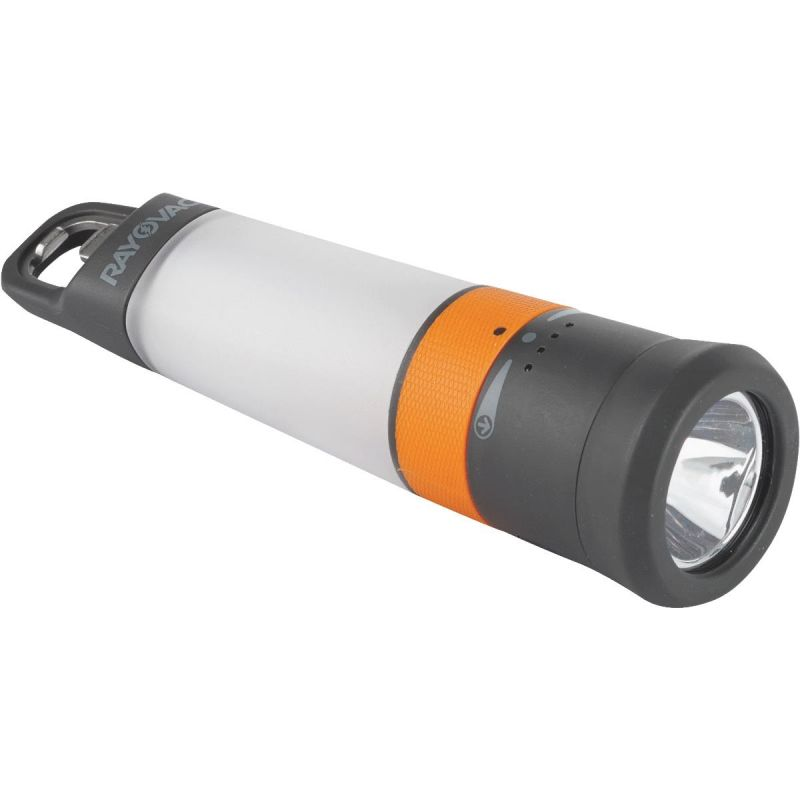Rayovac Pathfinder 3-In-1 Rechargeable LED Lantern Black