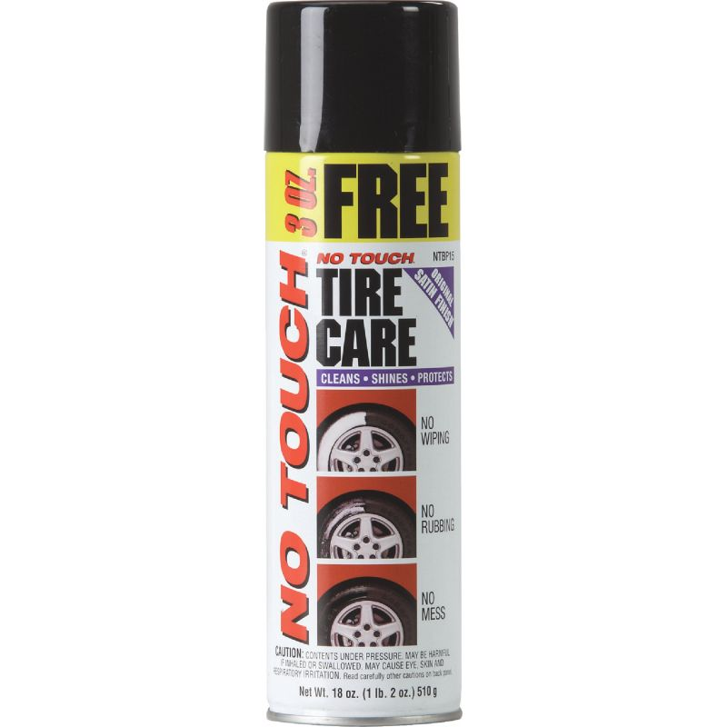 NO TOUCH Tire Cleaner 18 Oz.
