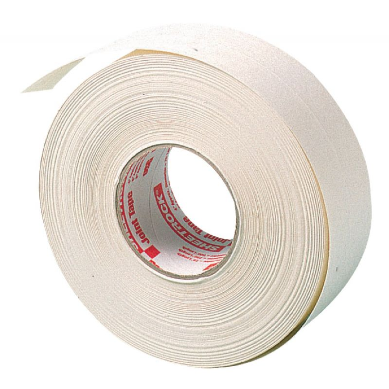 Sheetrock Paper Joint Drywall Tape White