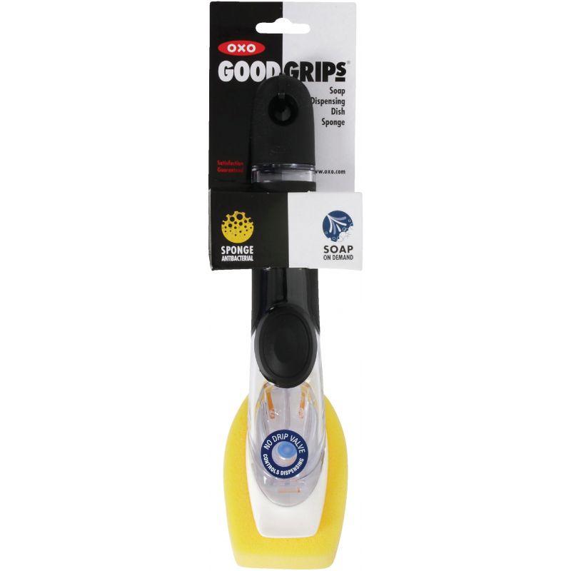 OXO Good Grips Soap Dispensing Sponge Brush