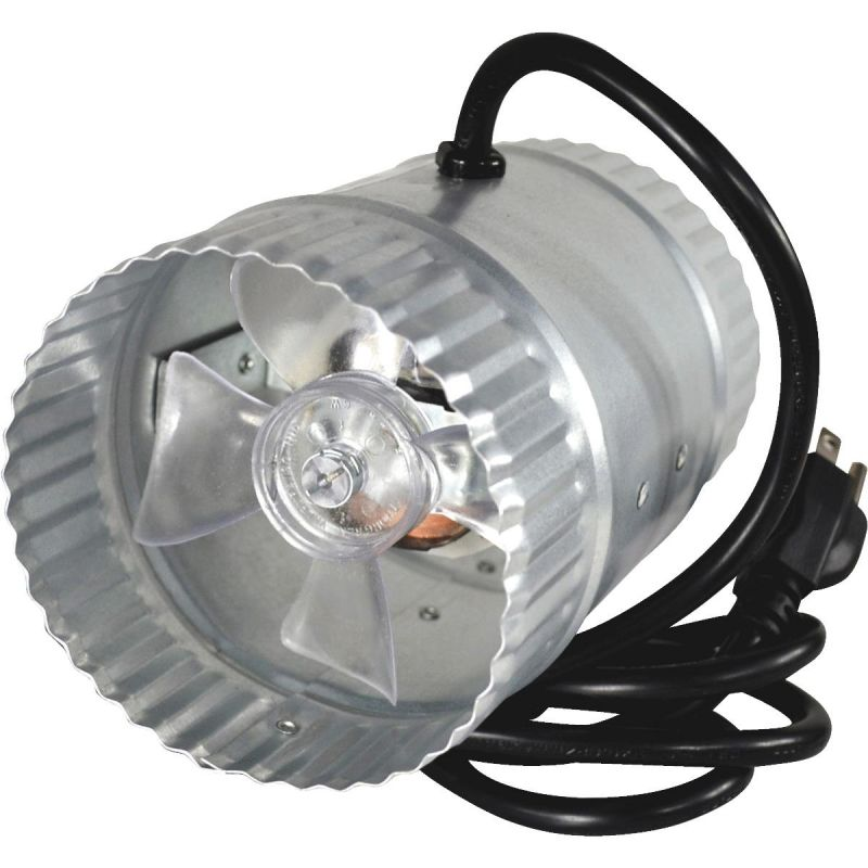 Heat Duct Booster Blower : Buy suncourt in line duct air booster fan