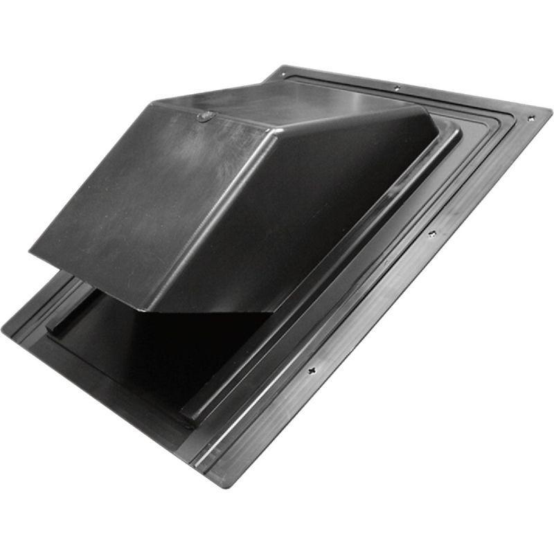 Buy Lambro Plastic Roof Vent Cap For Range Hood Vent 7 In Black