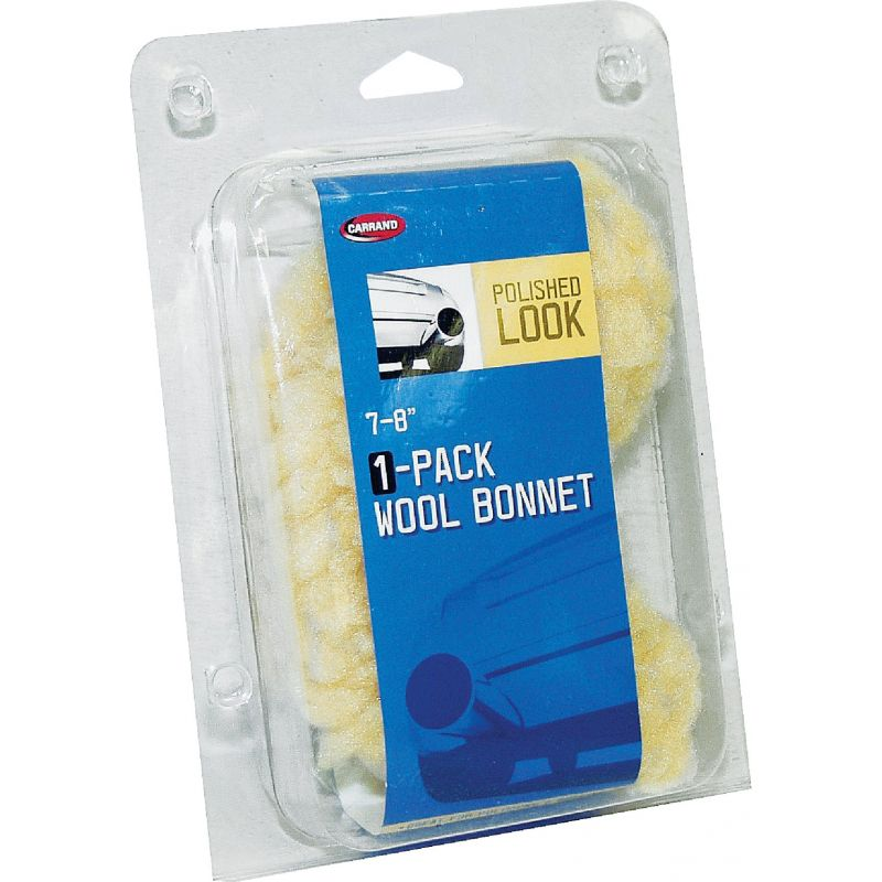 """Auto Spa Wool Buffing and Polishing Bonnet 7"""" To 8"""""""