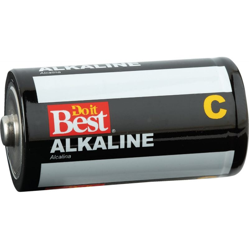 Do it Best C Alkaline Battery 7245 MAh