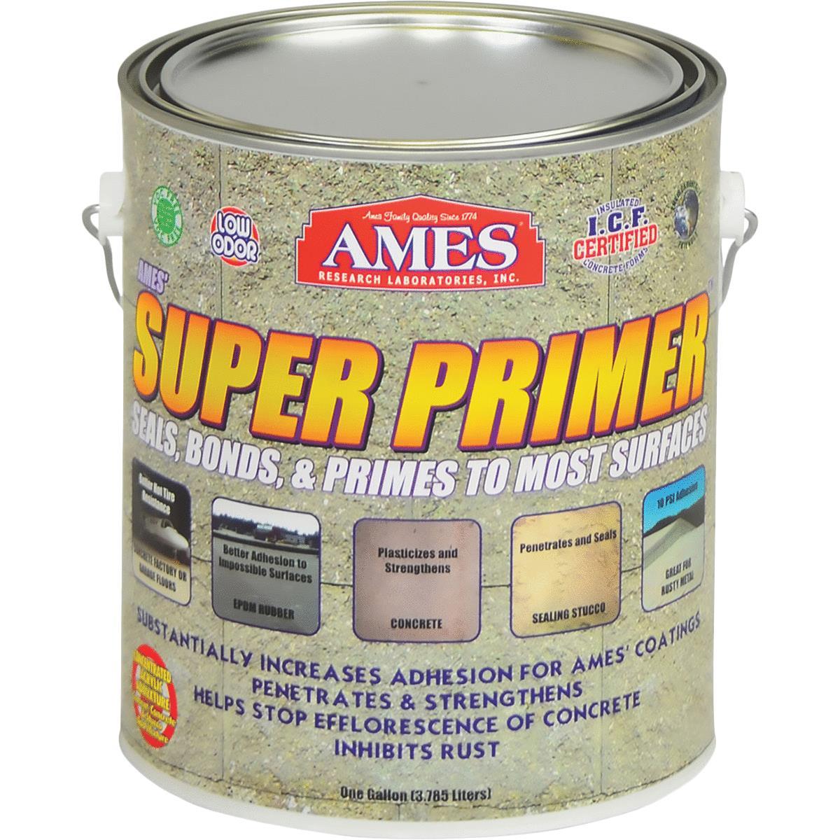 Buy Ames Super Primer Roof Primer Clear 1 Gal