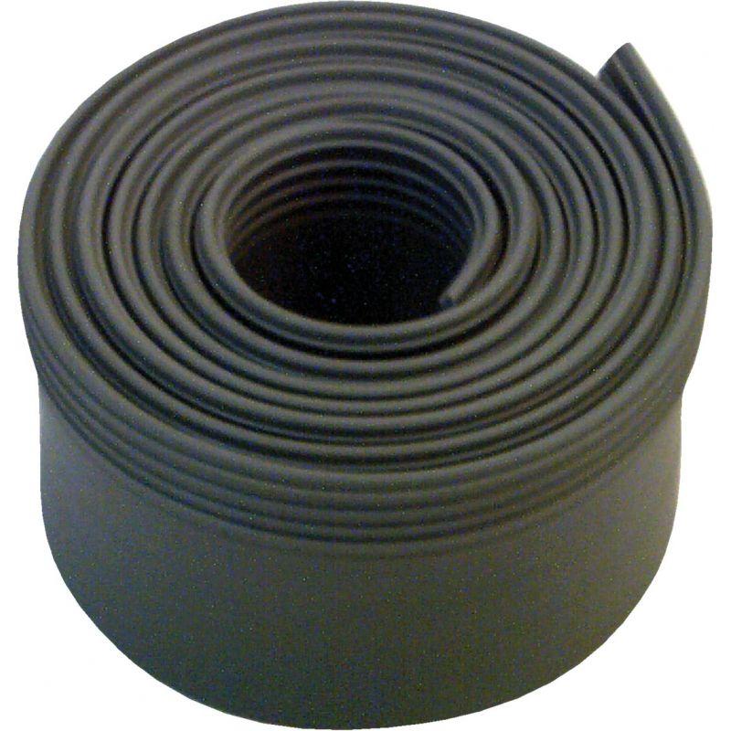 Prime-Line Flat Bottom Shower Door Seal 1-7/16 In. W. X 36 In. L., Gray