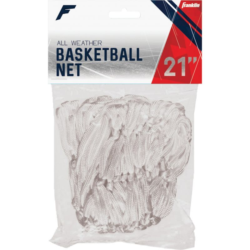 Franklin All Weather Basketball Net White