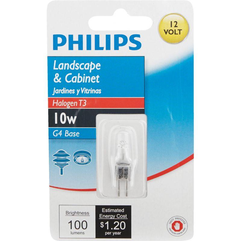 Philips T3 12V Halogen Special Purpose Light Bulb