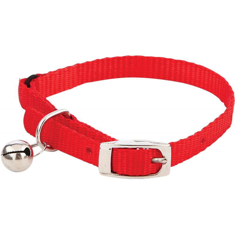 Westminster Pet Ruffin' it Nylon Cat Collar with Bell