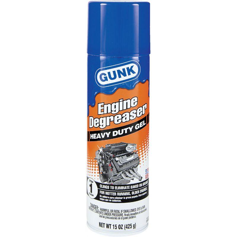 Gunk Heavy-Duty Gel Engine Cleaner 15 Oz.