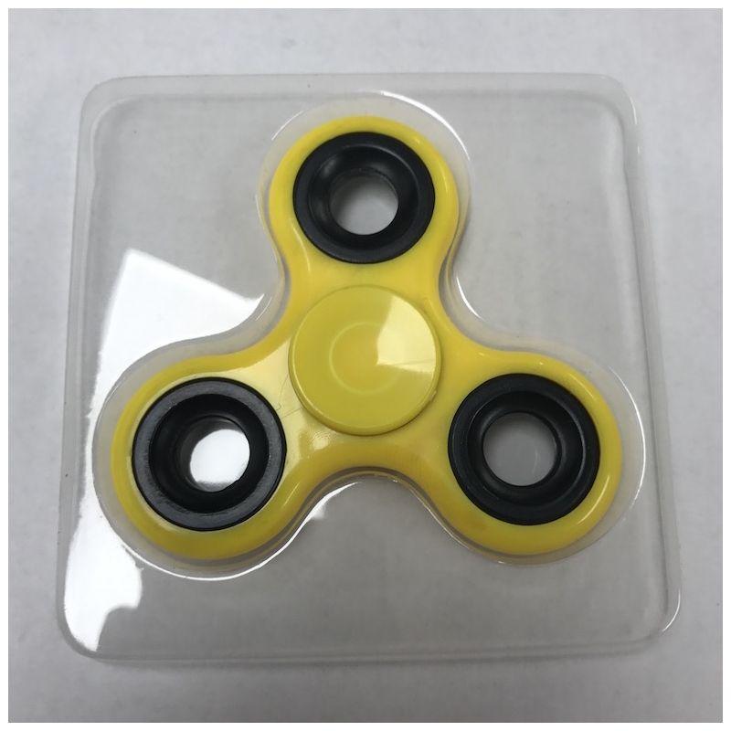 Krazy Spinner - Yellow Fidget Spinner Yellow