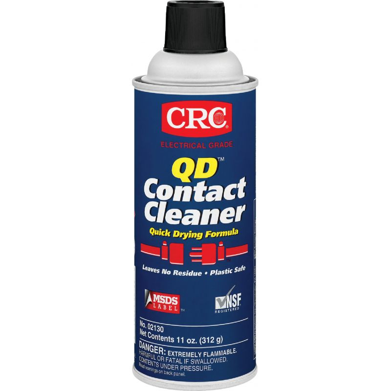 CRC QD Electronic Parts Cleaner 11 Oz.