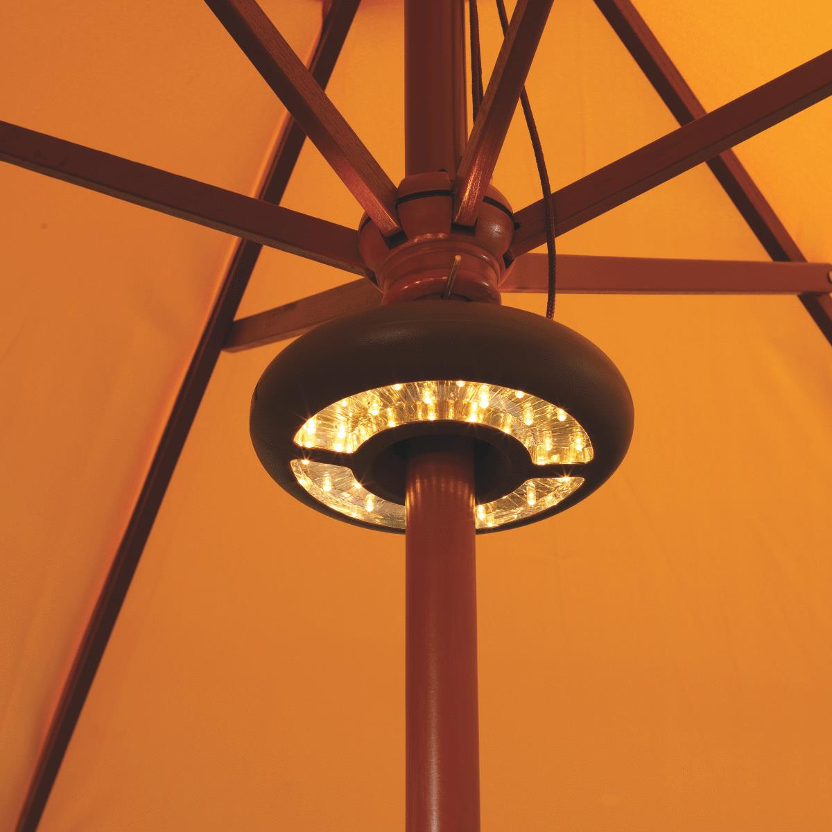 Everlasting Glow Battery LED Patio Umbrella Light