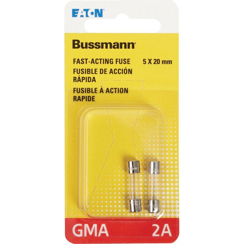 Bussmann GMA Electronic Fuse 2A