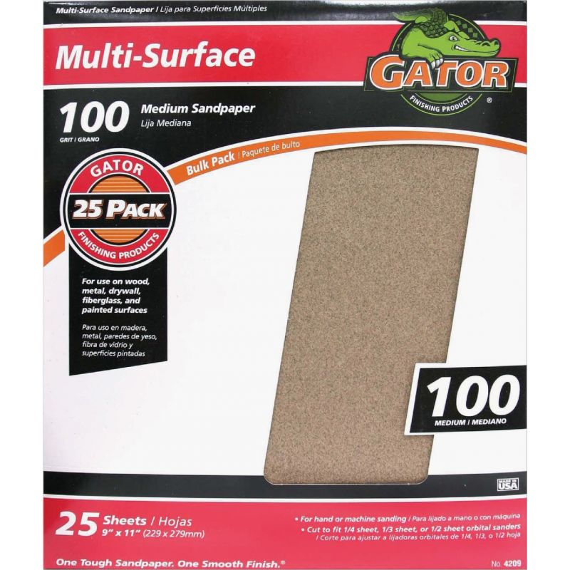 Gator Multi-Surface Sandpaper