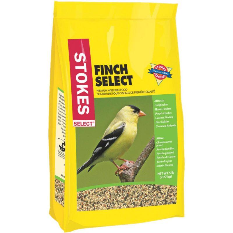 Stokes Select Finch Wild Bird Seed 5 Lb.