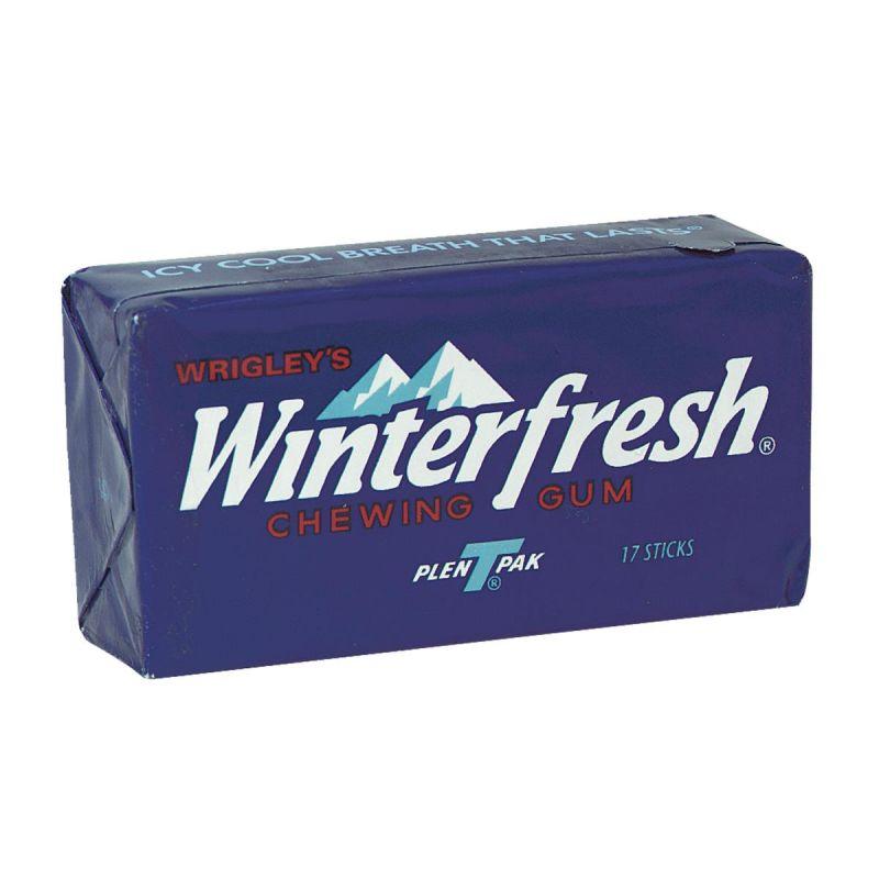 Wrigley's Winterfresh Gum 17 Pc. (Pack of 10)