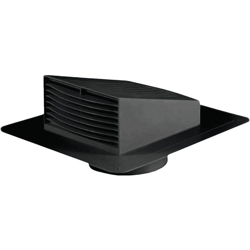 Dundas Jafine Roof Vent Cap 6 In., Black
