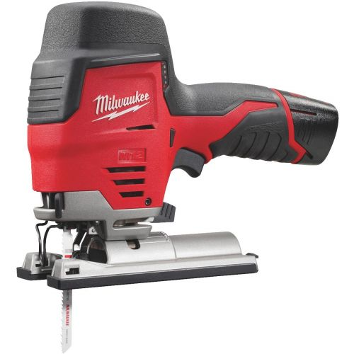 Milwaukee M12 Lithium-Ion Cordless Jig Saw Kit