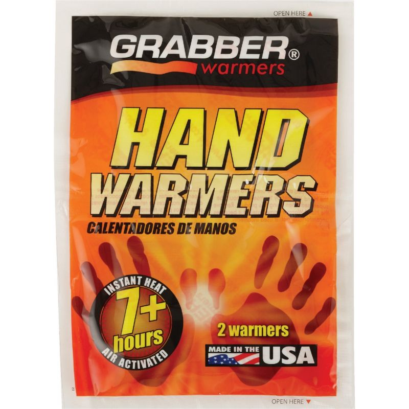 Grabber Hand Warmer Display (Pack of 120)