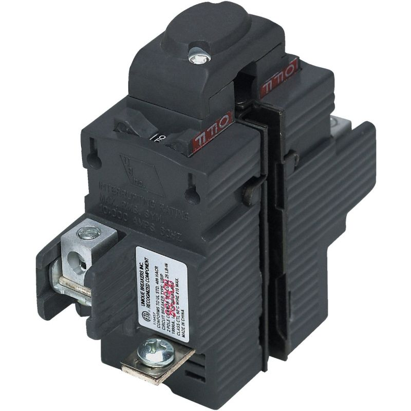 Connecticut Electric Packaged Replacement Circuit Breaker For Pushmatic 20A