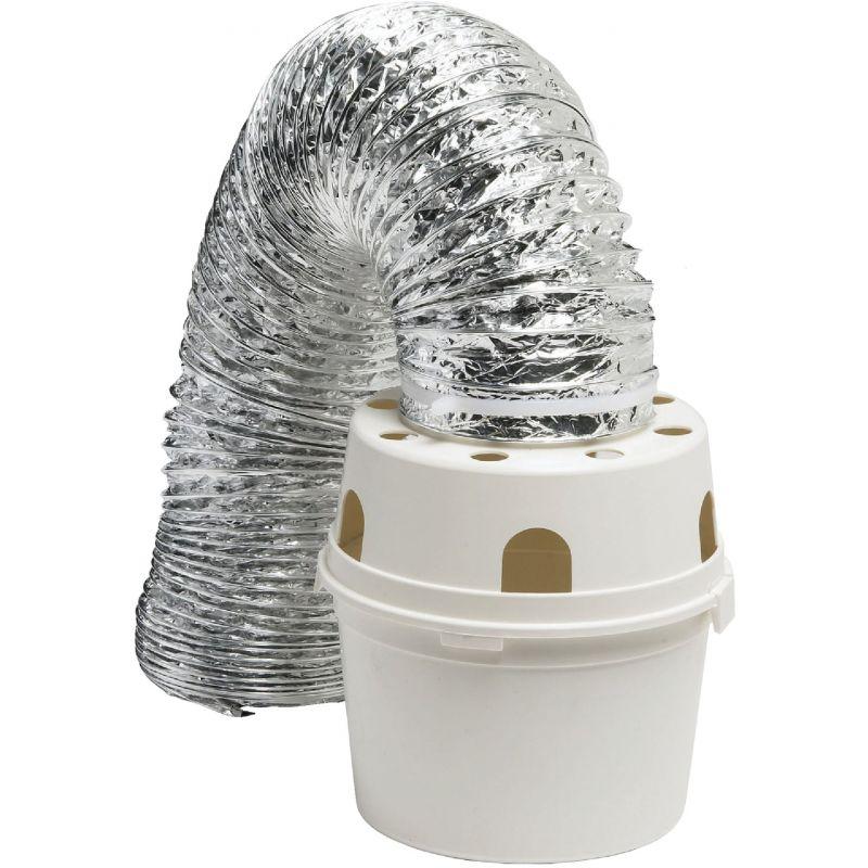 Dundas Jafine ProFlex Indoor Dryer Vent Kit White