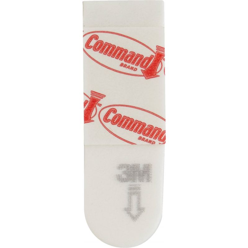 3M Command Assorted Poster Hanging Strips White