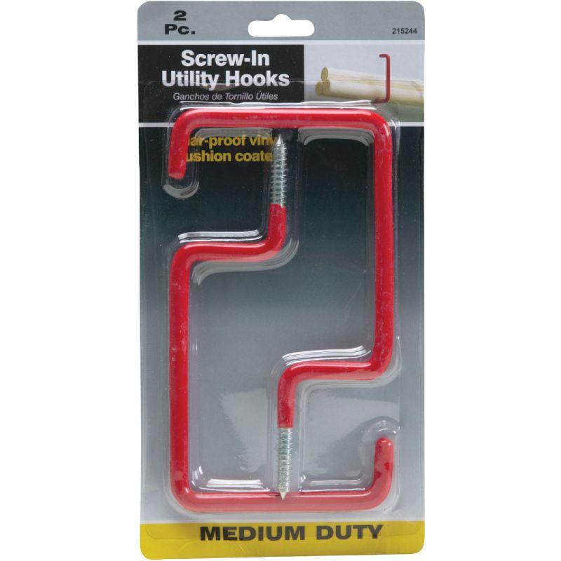 Screw-In Utility Hook