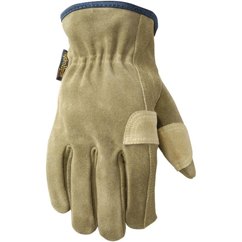 Wells Lamont HydraHyde Work Glove M, Tan