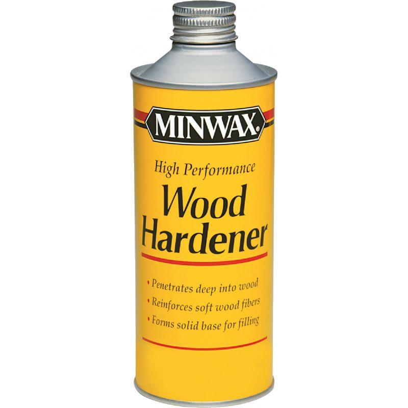 Minwax High Performance Wood Hardener 1 Pt., Natural