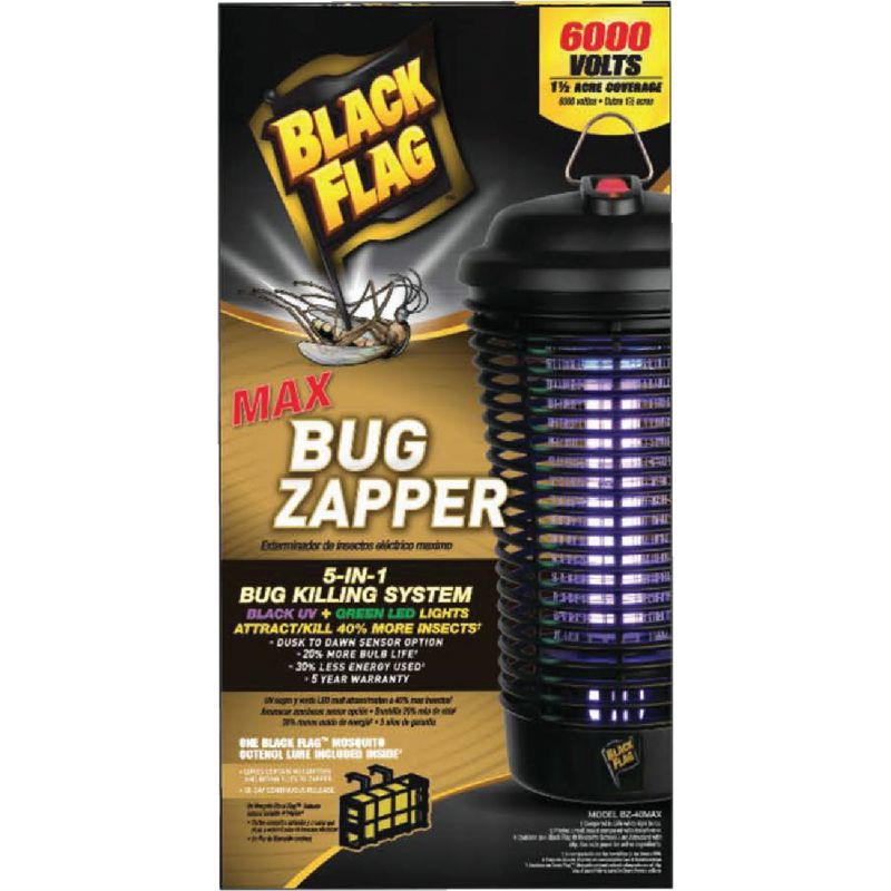 Black Flag 5-In-1 Mosquito Bug Zapper